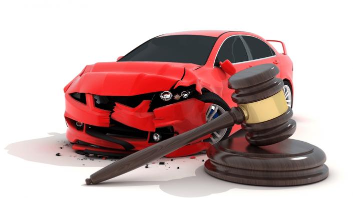 Gutachter Autounfall
