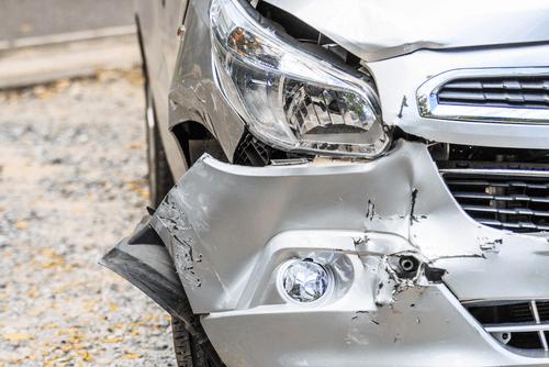auto frontschaden