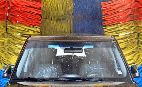 autopflege waschanlage