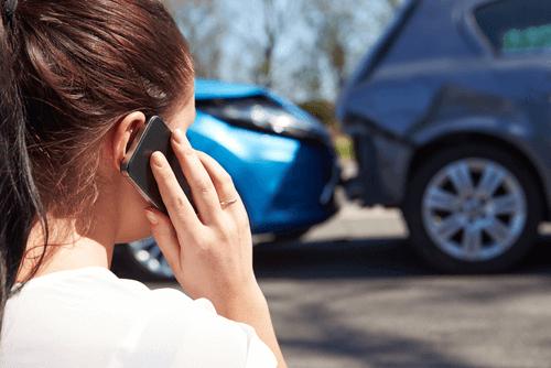 autounfall durch fremdverschulden