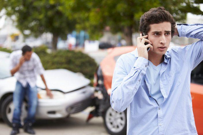 autounfall unfallabwicklung