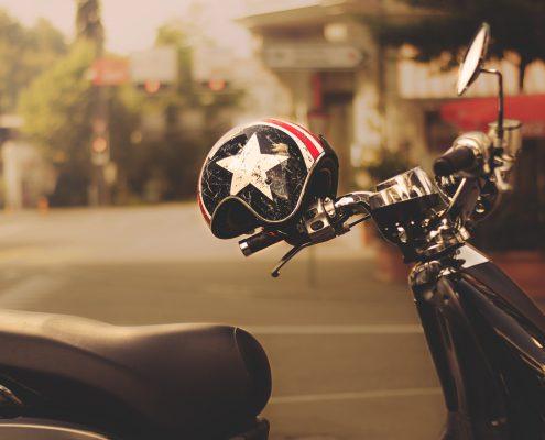 prüfvorschriften von motorradhelmen