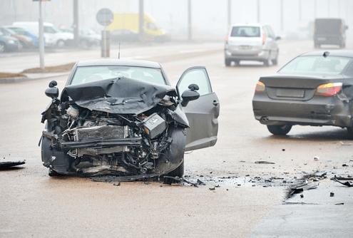 unverschuldeter autounfall