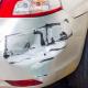 wertminderung nach autounfall